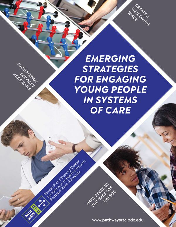 Emerging Strategies for Engaging Young People in Systems of Care