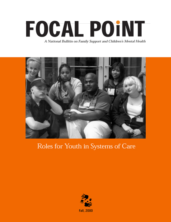 Fall 2000 Focal Point cover