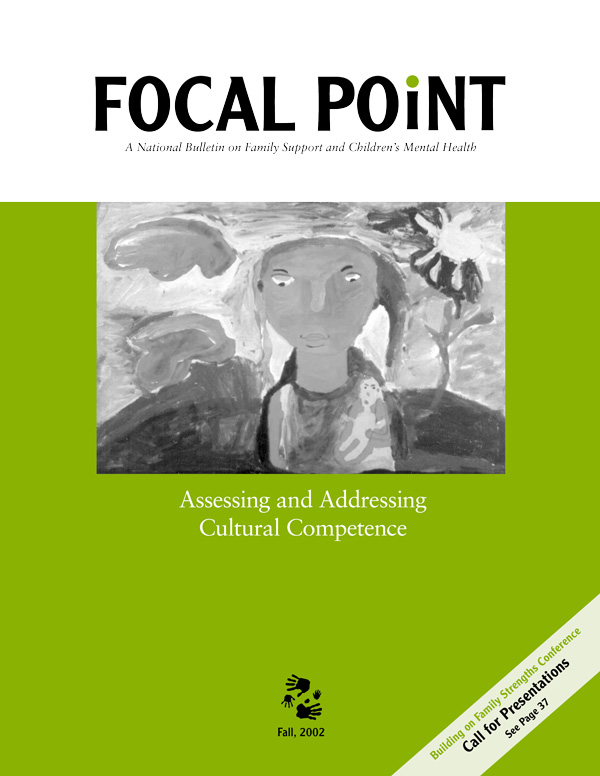 Fall 2002 Focal Point cover