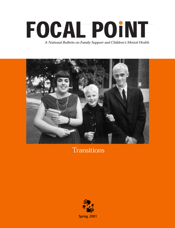 Spring 2001 Focal Point cover