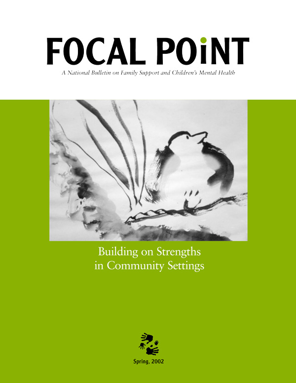 Spring 2002 Focal Point cover