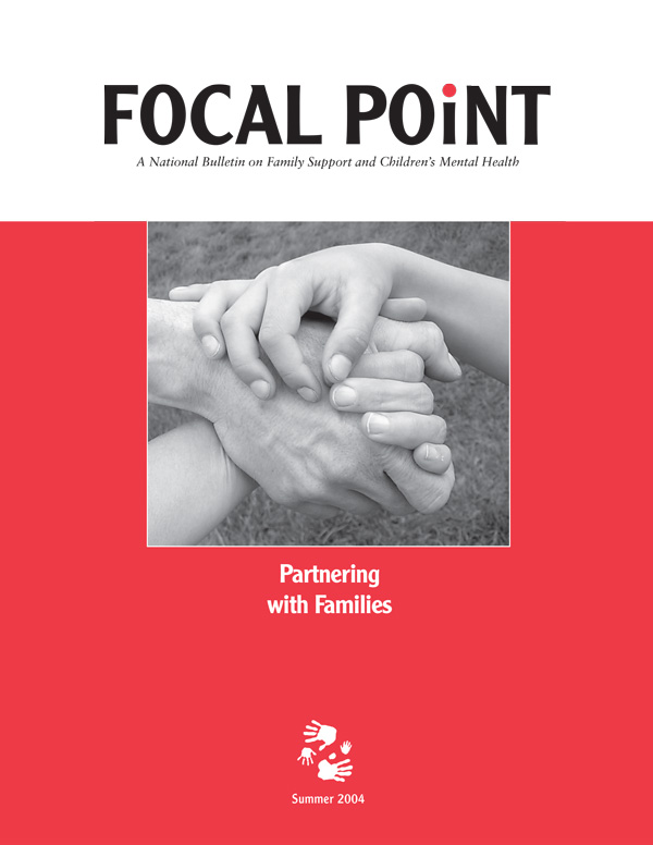 Summer 2004 Focal Point cover