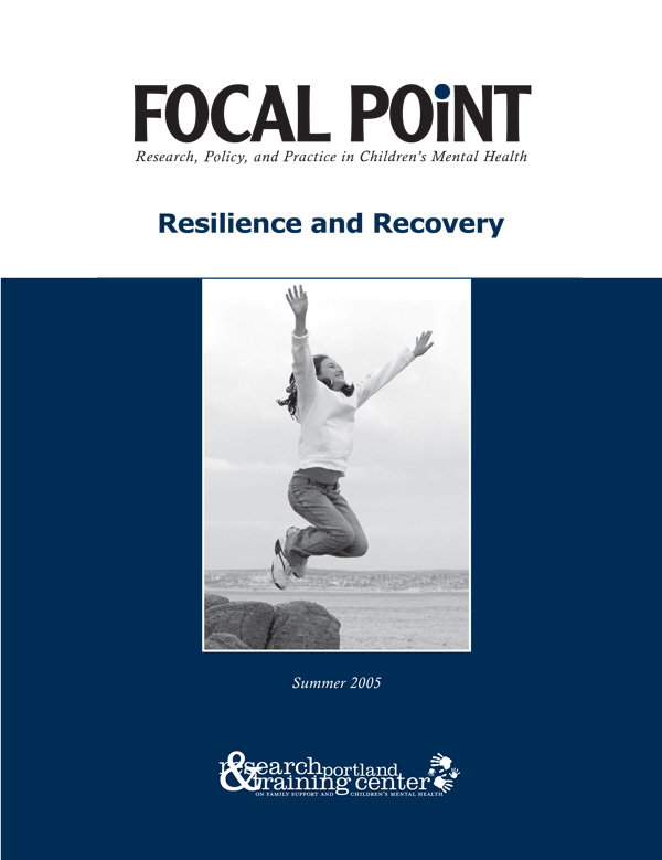 Summer 2005 Focal Point cover
