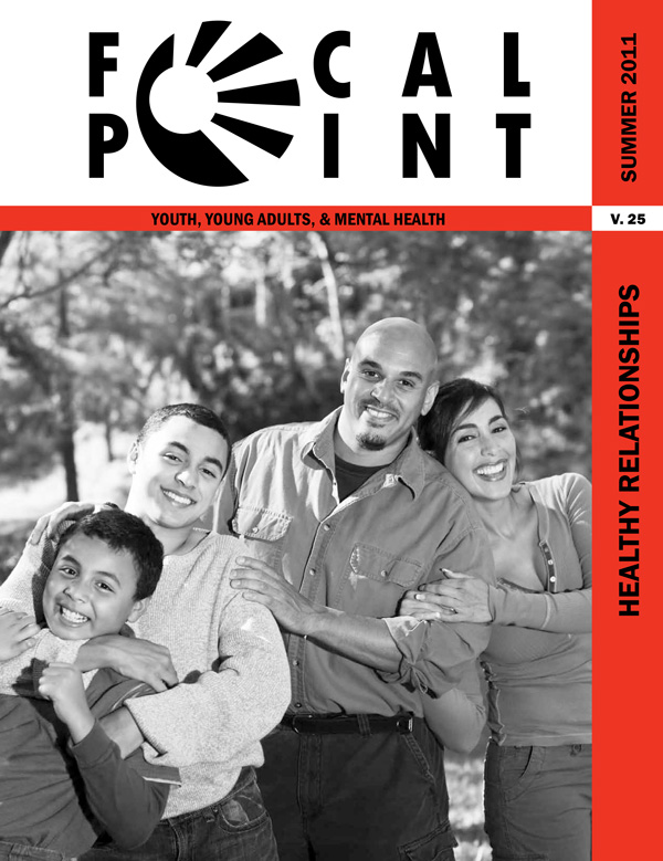 Summer 2011 Focal Point cover