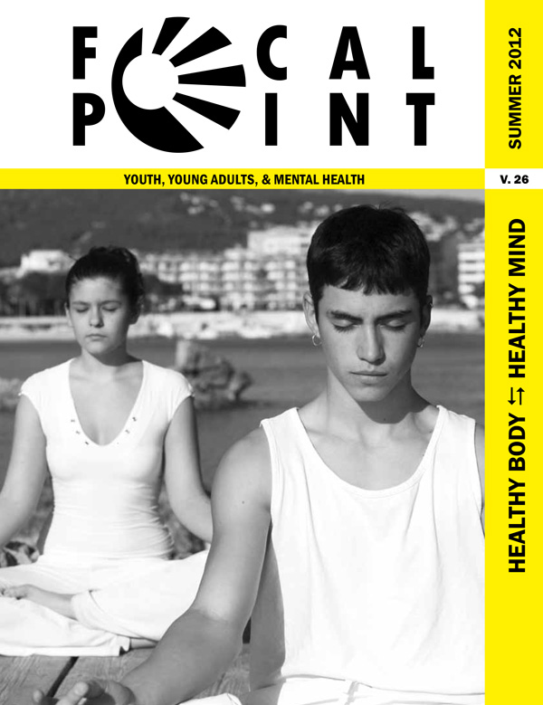 Summer 2012 Focal Point cover