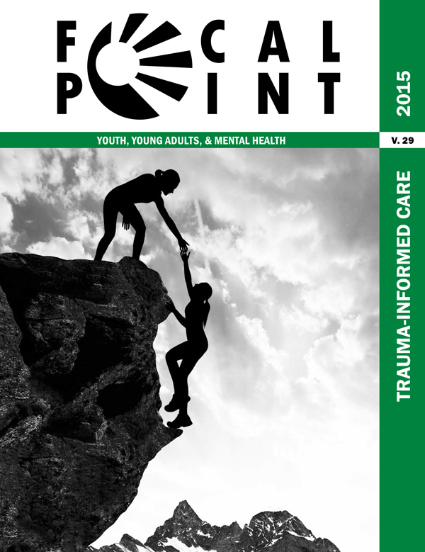 Summer 2015 Focal Point cover