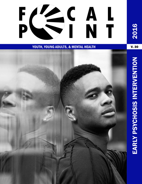Summer 2016 Focal Point cover