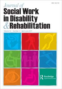 Journal of Social Work in Disability and Rehabilitation