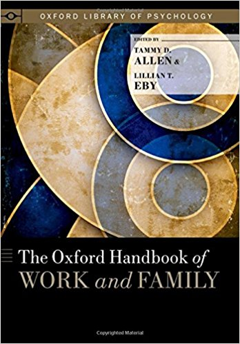 Oxford Handbook of Work and Family