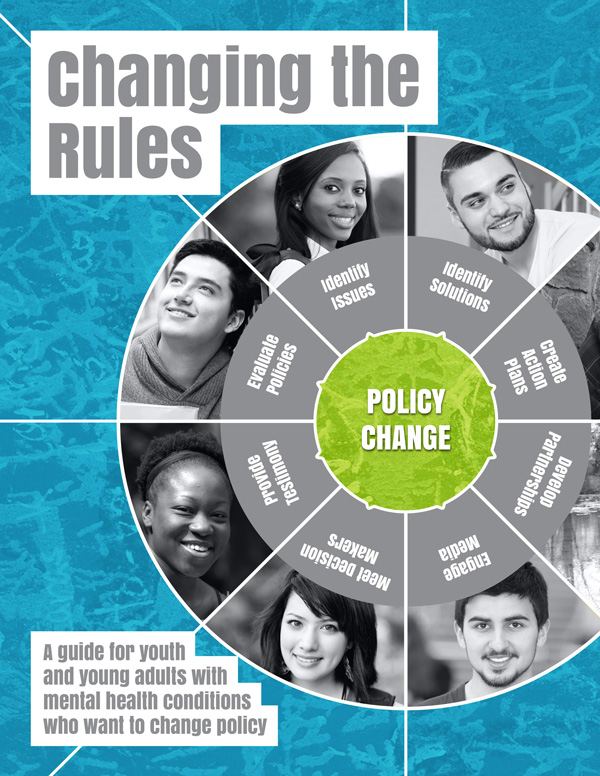 'Changing the Rules' publication cover