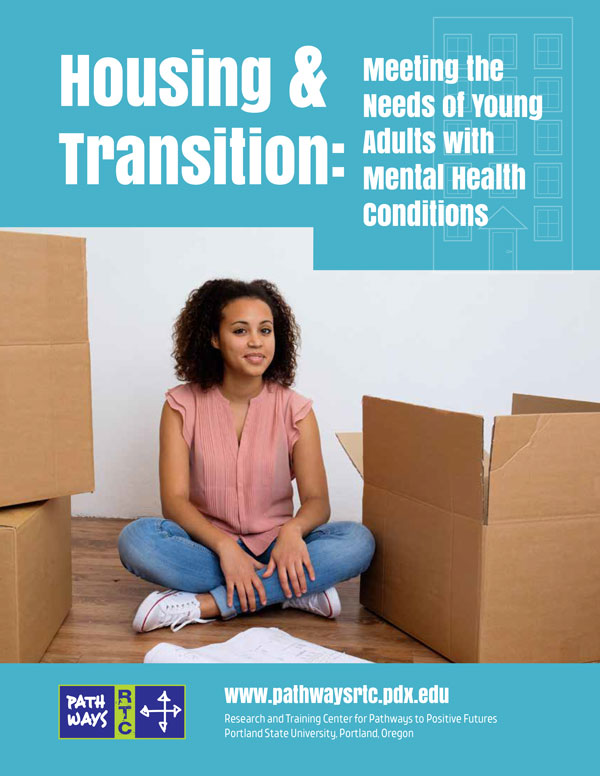 'Housing and Transition' publication cover