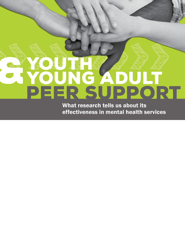 Youth and Young Adult Peer Support