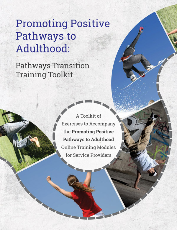 Pathways Transition Training Toolkit cover