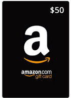 $50 Amazon gift card [enable images to see]