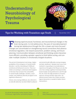 'Understanding Neurobiology of Psychological Trauma' cover [enable images to see]