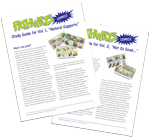 Pathways Comics study guides [enable images to see]