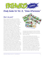Pathways Comics study guide v.3 [enable images to see]