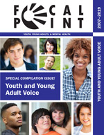 'Focal Point Special Compilation Issue: Youth Voice' cover [enable images to see]