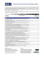'Transition Service Provider Competency Scale' [enable images to see]